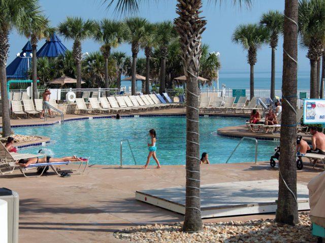 Ocean Walk Resort. Pool