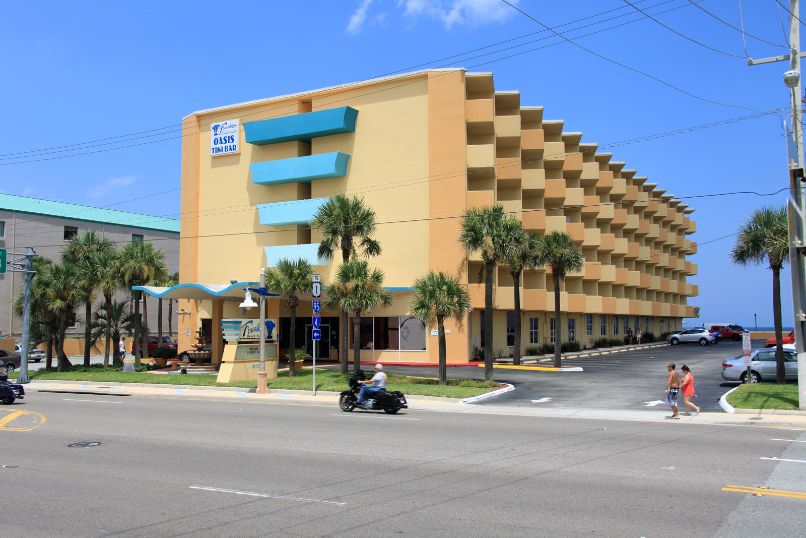 Daytona Condos Fountain Beach Resort