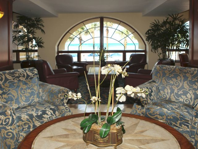 Plaza Resort & Spa. Lobby