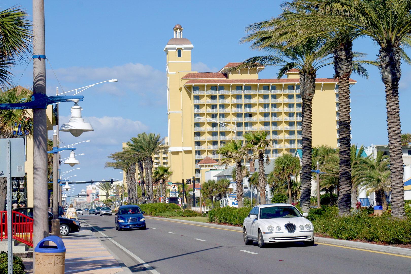 Plaza Atlantic Beach Fl