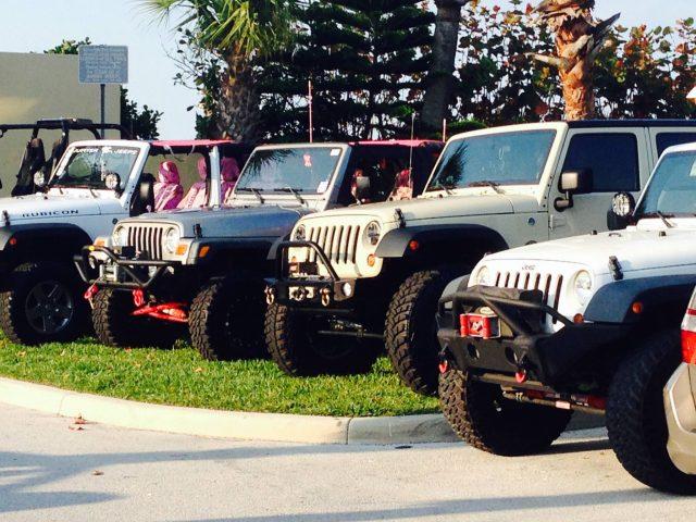 Jeep Beach 2014