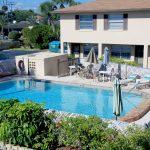 Concord Condominium. Pool