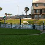 Horizons Condominium. Pool