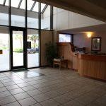 Horizons Condominium. Lobby