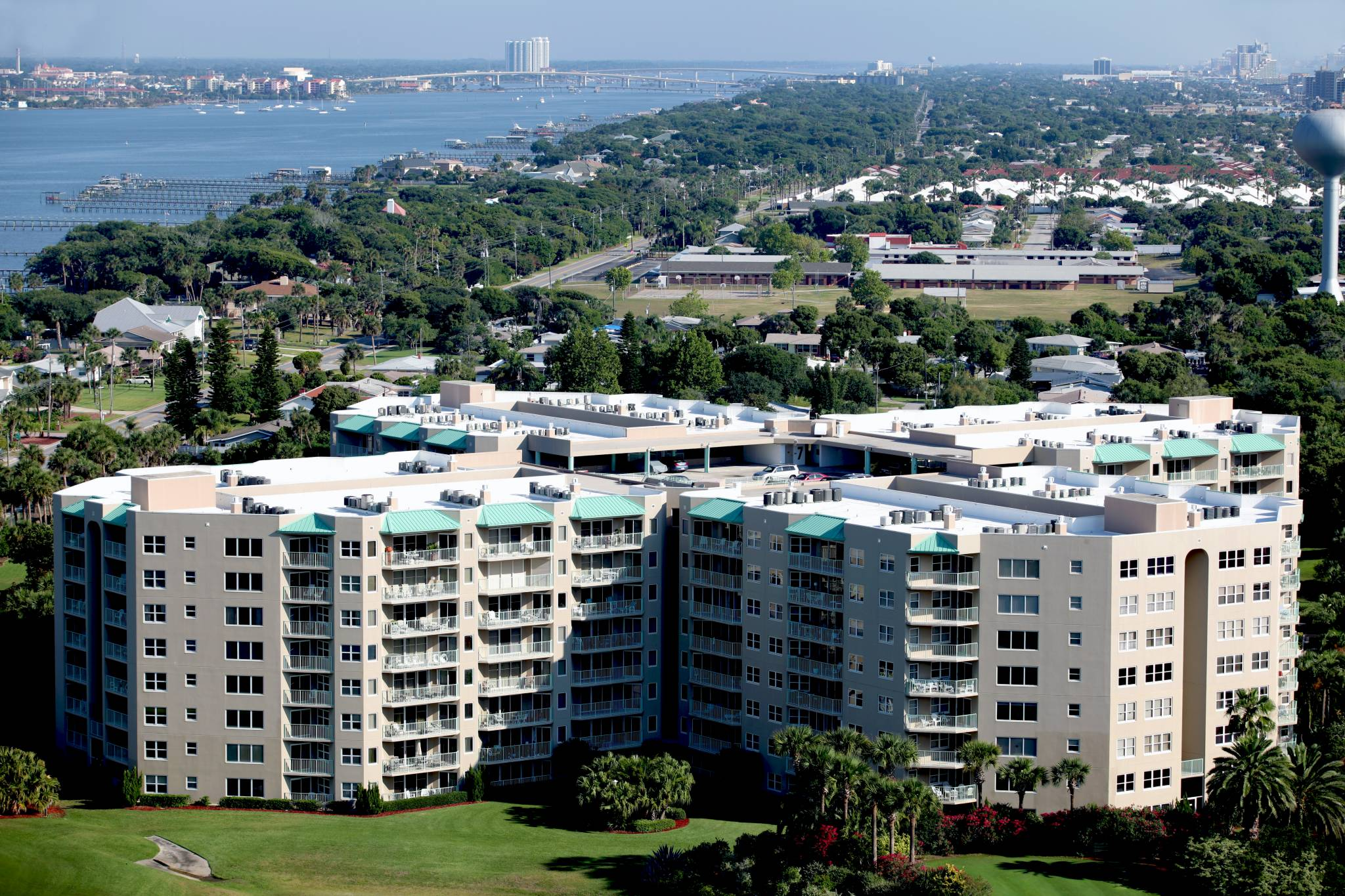 Cloverleaf Condo Daytona Beach Shores
