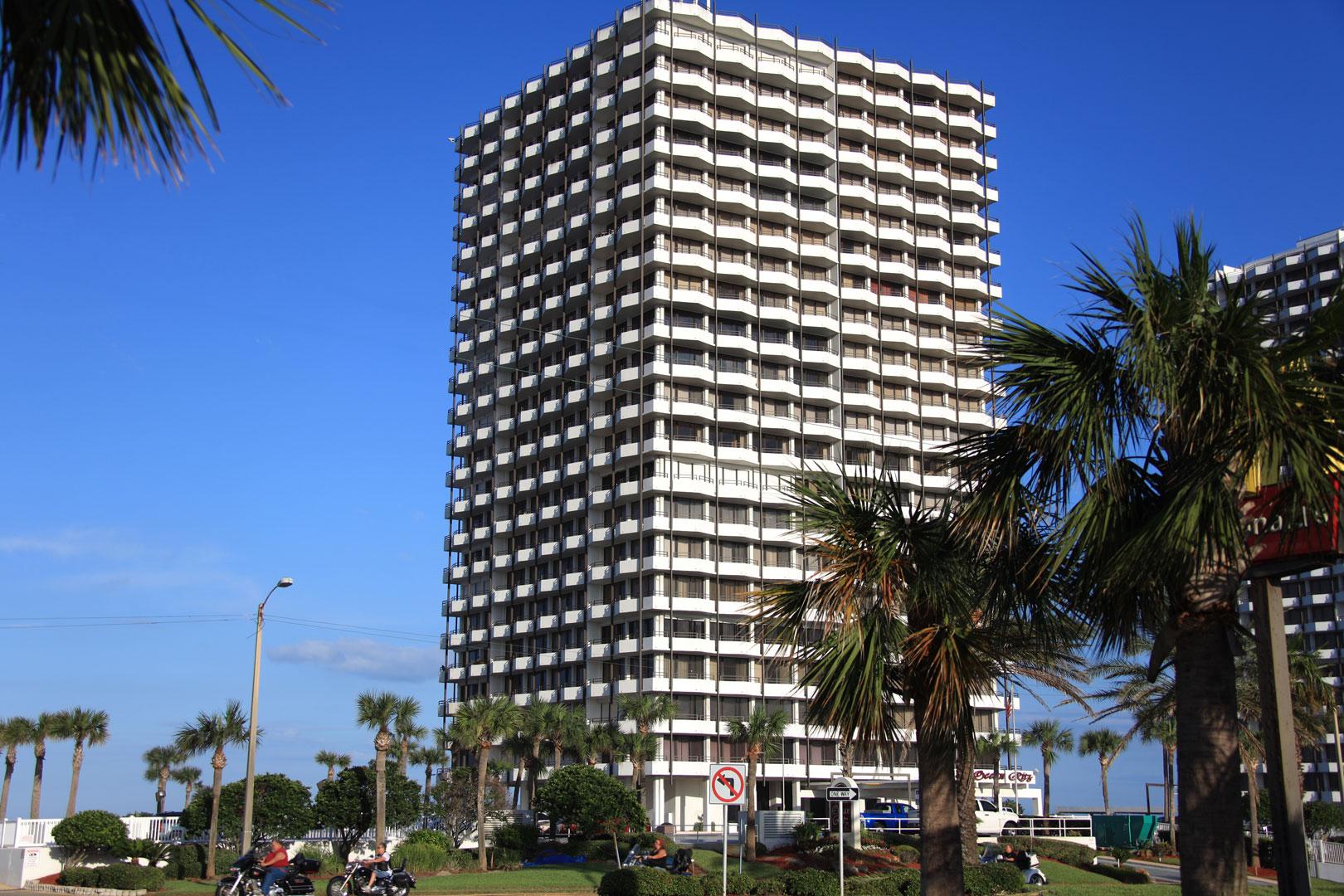 Daytona Condos Aliki Condominiums In Daytona Beach
