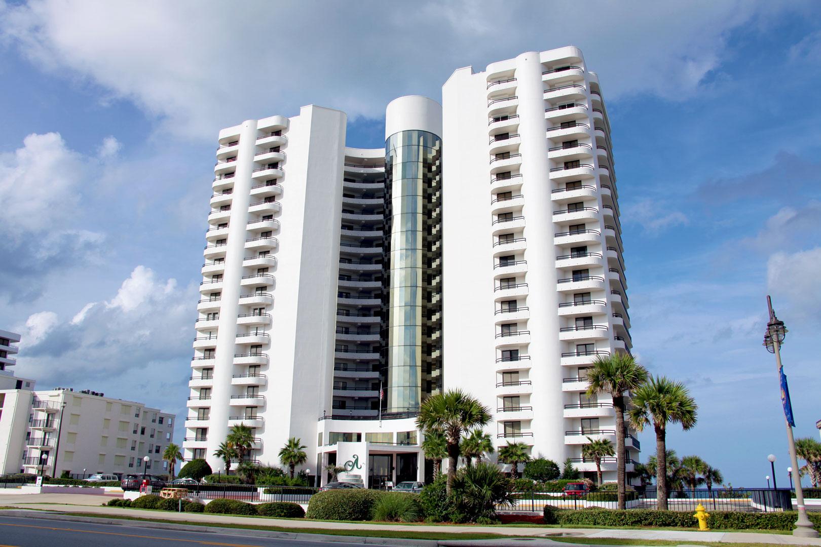 Ashley Condo Daytona Beach Shores