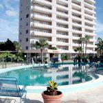 Landmark Condominium. Pool