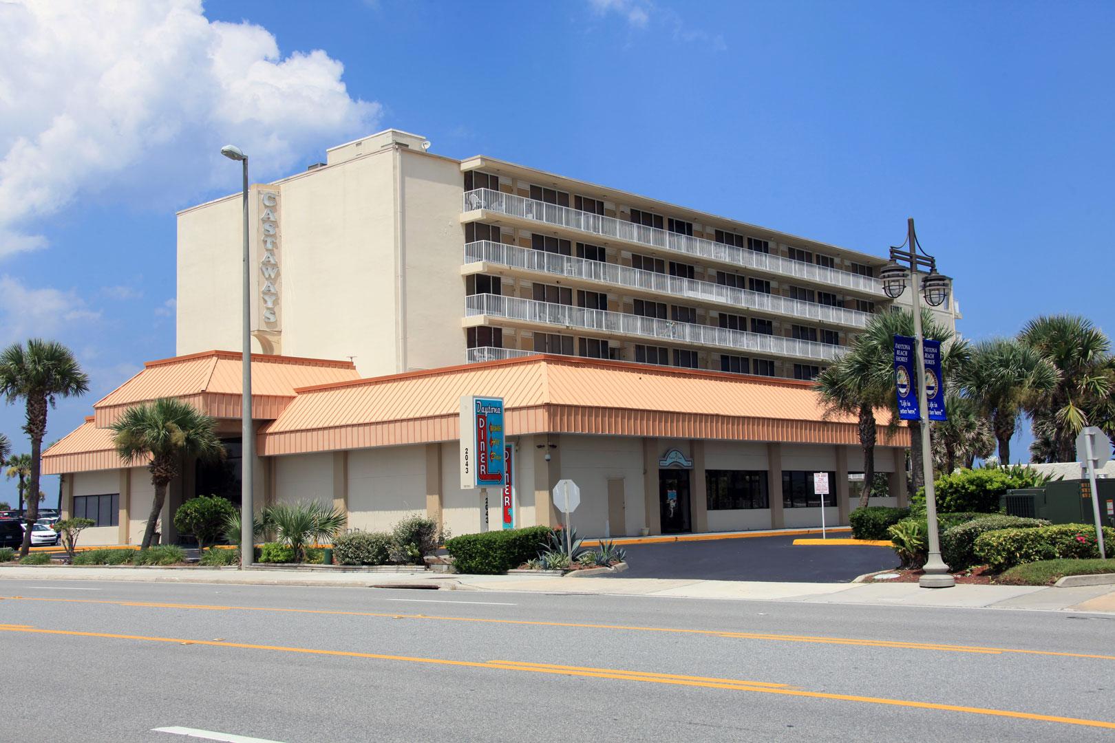 Daytona Condos Castaways Beach Resort