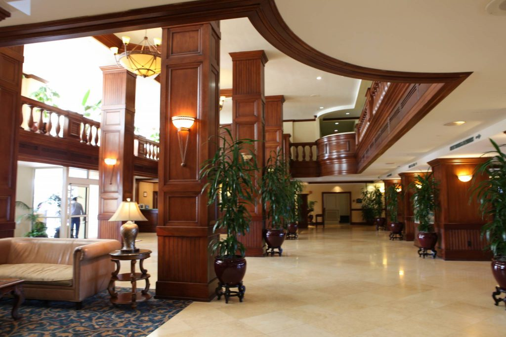 Plaza Resort Spa Lobby