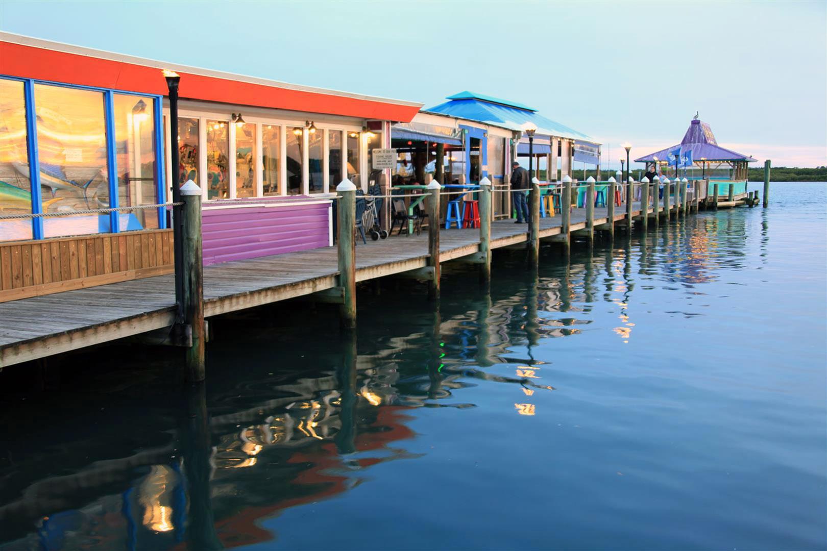 Ocean City Hotels >> Ponce Inlet - Daytona Condos