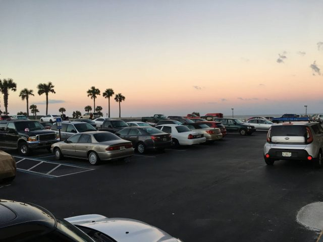 Castaways Parking Lot