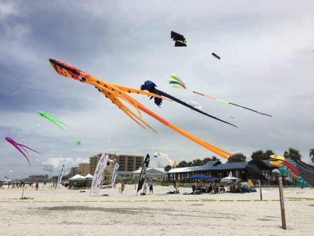 Kite Festival in New Smyrna Beach