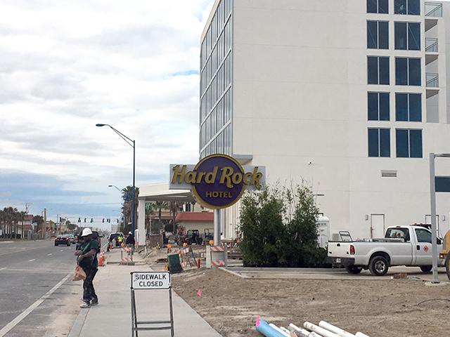 Vivat le Hard Rock Hotel